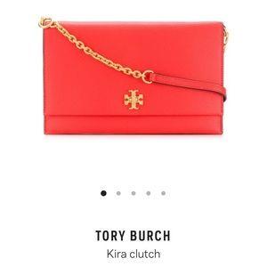 Tory Burch Kira clutch